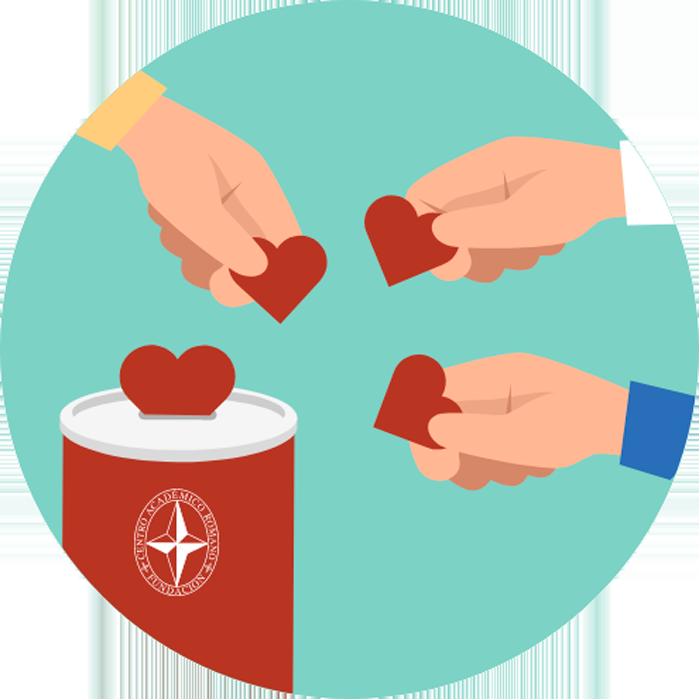 Ilustración Donaciones